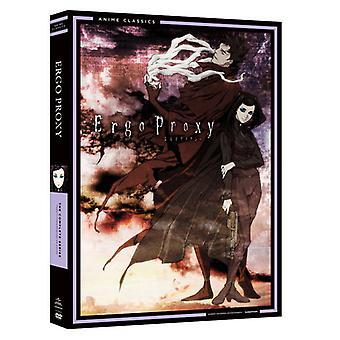 Ergo Proxy: Box Set-Classic [DVD] USA import