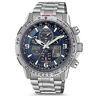 Citizen - Zegarek na rękę - Mężczyźni - JY8100-80L - Zegar radiowy - Kaliber U680