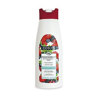 Douche bessen shampoo 750 ml