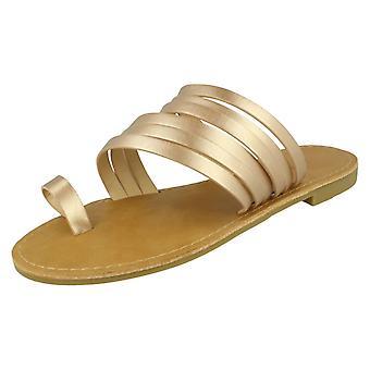 Ladies Savannah Strappy Sandals F00363