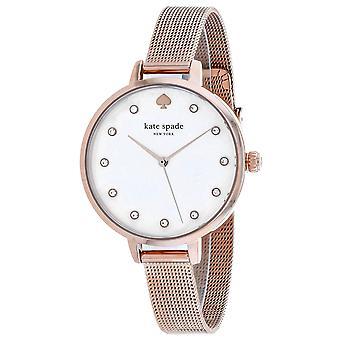 225, Kate Spade Femmes 's KSW1492 Quartz Rose Gold Watch
