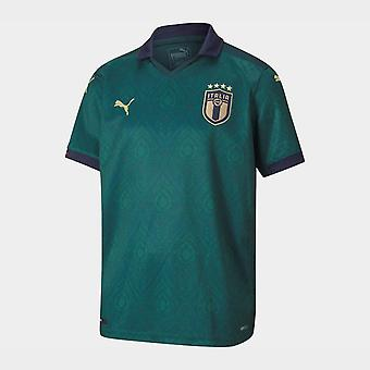 Puma Italy 2020 3rd Kids Replica Football Shirt