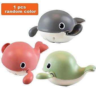 Single Sale Cute Cartoon Animal Infant Swim Tortoise, Classic Baby Water Toy