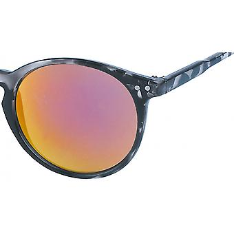 Solglasögon Unisex Wanderer svart/panter/rosa (20-150)