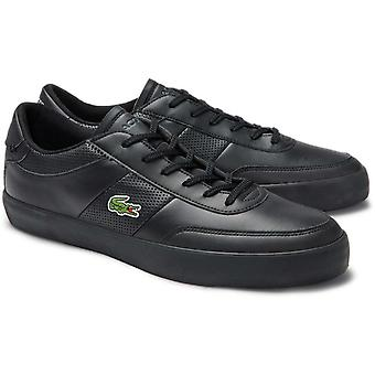 Lacoste Court-Master 120 1 CMA Leather Trainers Black 58