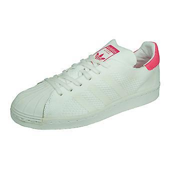 adidas Originals Superstar 80s PK Womens Trainers - Bianco