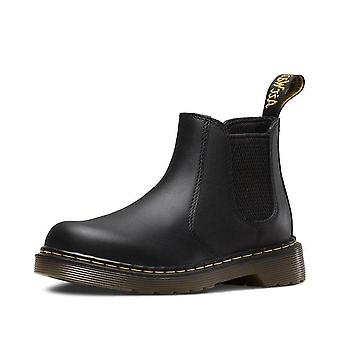 Dr martens black 2976 softy t chelsea boots