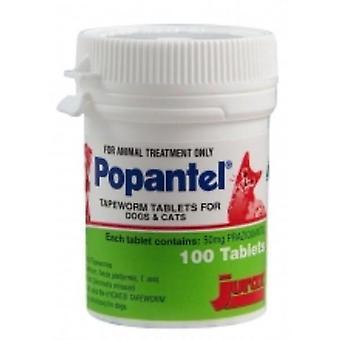 Popantel lapamato tablettia 10kg 100