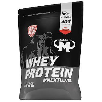Mammut Whey Protein 1000 gr