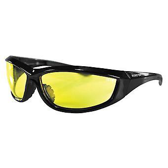 Balboa ECHA001Y chargeur lunettes de soleil - lentilles jaune anti-buée Z87