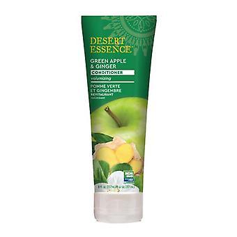Desert Essence Groene Appel en Ginger Conditioner, 8 Oz