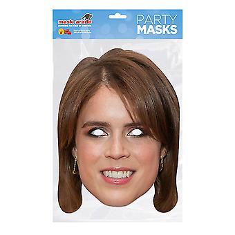 Mask-arade Princess Eugenie Celebrities Party Face Mask