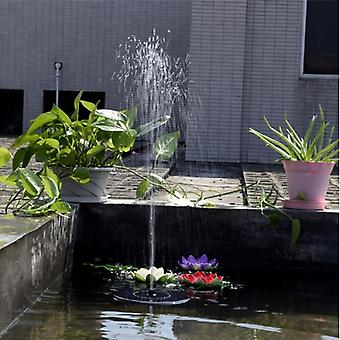 Floating Mini Solar Powered Water Pump -  Garden/pool/pond Outdoor