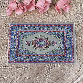 Hand Woven Dollhouse Mini Carpet
