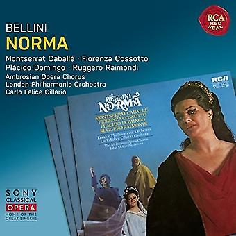 Bellini / Caballé / London Philharmonic Orchestra - Norma [CD] USA import