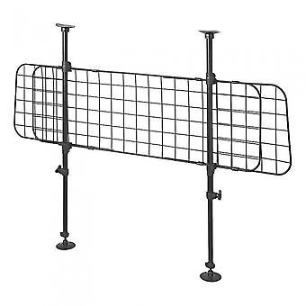 dog rack & luggage rack mesh model universal black