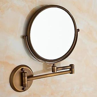 Kahden hengen kylpyhuone seinäkiinnitys peili
