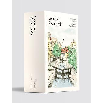 Herrasmies & Davidin Lontoon postikortit