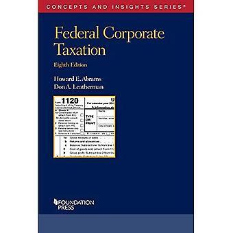 Fiscalité fédérale des sociétés (concepts et idées)