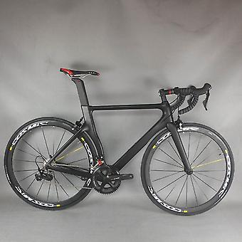 Double V Brake Complete Carbon Fiber Bicycle