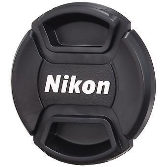 Nikon lc-52 52mm snap-on lensdop-zwart