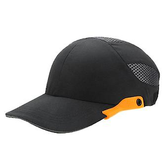 Safety Bump Cap With Reflective Stripes - Lightweight And Breathable Hard Hat