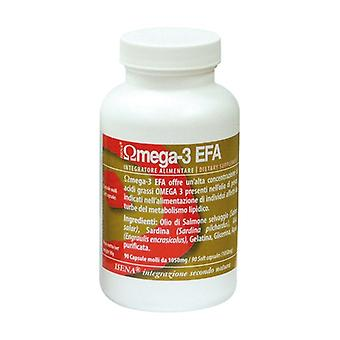 Omega 3 EFA 90 capsules of 1050mg