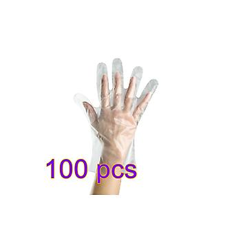 YANGFAN 100 Pcs Disposable Gloves