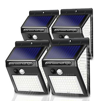 Solar Lamp Pir Motion Sensor Solar Powered Street Porch Path Sunlight
