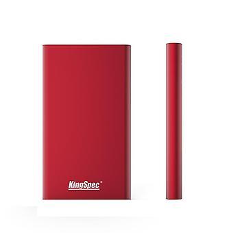 Extern SSD-hårddisk 120gb Ssd 240gb 500gb Bärbar SSD & 1tb Hdd För bärbar dator