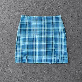 夏のハイウエストミニスカートはショートパンツ韓国のストリートウェアセクシースカートで裏地