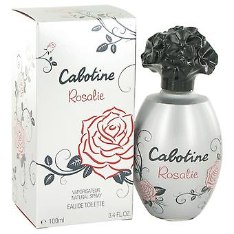 Cabotine Rosalie by Parfums Gres Eau De Toilette Spray 3.4 oz / 100 ml (Women)