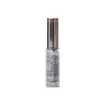 The Health & Beauty Company # The Health And Beauty Company Sparkle Eye Liner - Silver DISCON#