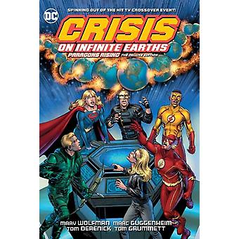 Crisis on Infinite Earths Deluxe Edition by Marv Wolfman