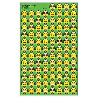 Emoji Cheer Superspots Stickers, 800 Ct