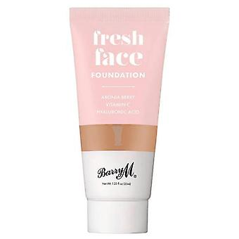 Barry M Fresh Face Liquid Foundation - Shade 12