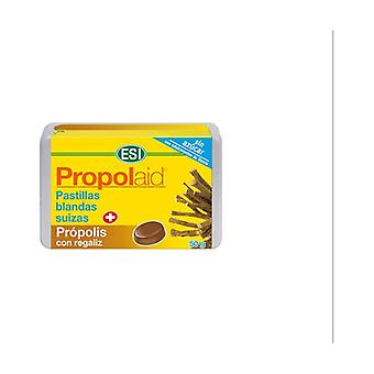 Propolaid licorice flavored propolis lozenges 50 g