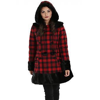 Hell Bunny Katie Coat