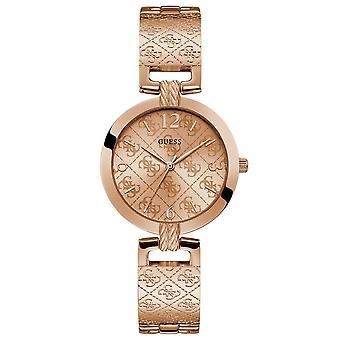 Arvaa W1228L3 G Luxe Kvartsi Rose Dial Ladies Watch