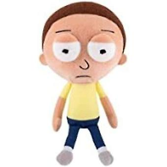 Rick morty plushies morty mad