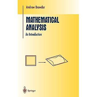 Matematisk analyse