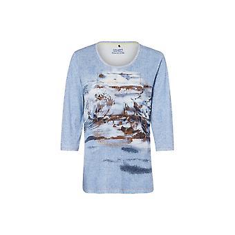 OLSEN Olsen Blue T-Shirt 11103868
