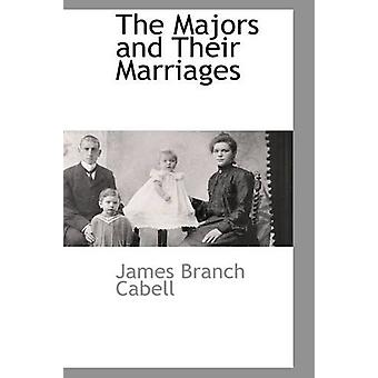 The Majors and Their Marriages by James Branch Cabell - 9781110810062