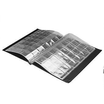Vrecká Mince Album Kolekcia Kniha, Mini Penny Mince Storage Album Book