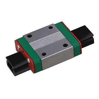 35x27x10mm Guide Rail Sliding Block MGN12C for Precise Measure Equipment