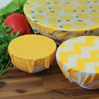 Beeswax Wrap, Eco Friendly Kitchen Organic Natural Food Wraps