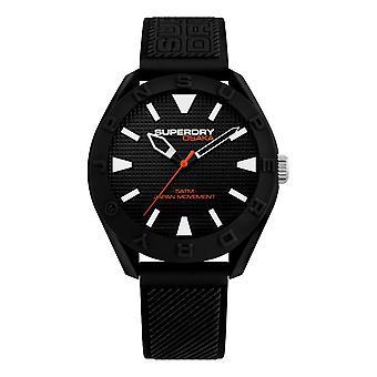 Superdry Osaka Watch - Black