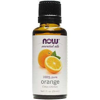 Now Foods Orange Oil 30 ml