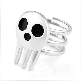 Soul Eater Anime Ring Zinc Alloy Finger Ring For Fans Collection