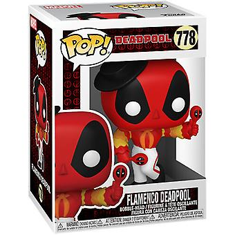Deadpool 30th- Flamenco Deadpool USA import